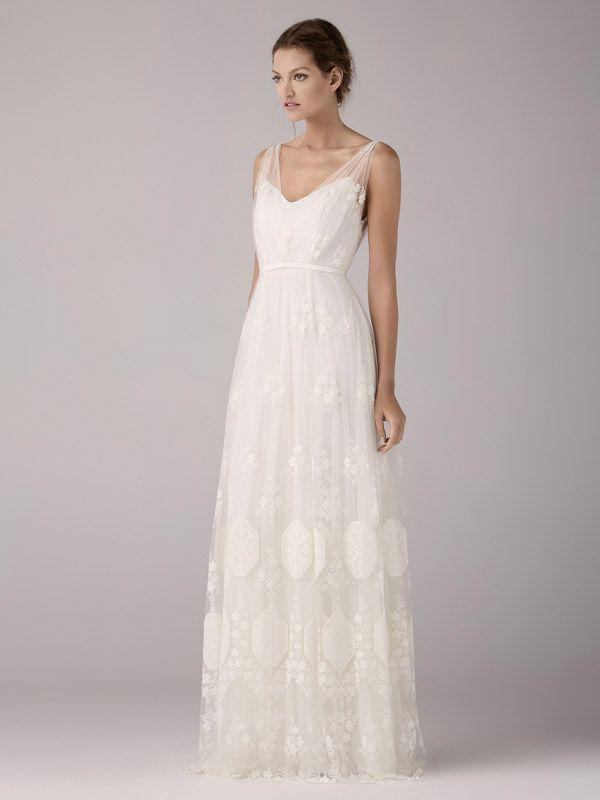 168 besten Hochzeitskleid Bilder auf Pinterest | Hochzeitskleid, Das ...