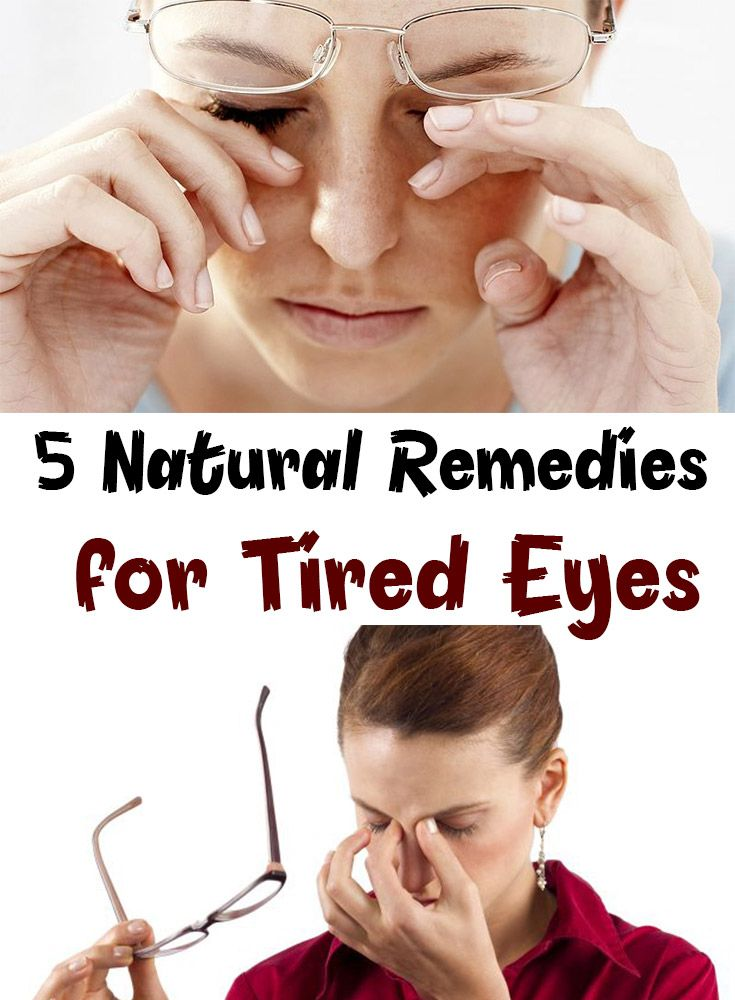 5 Natural Remedies for Tired Eyes           #eyecare http://ncnskincare.com/
