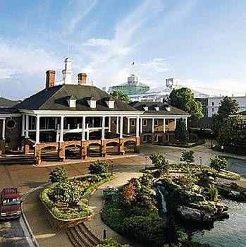 Opryland Hotel- Nashville, TN | Nashville Baby ...