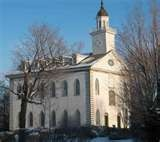 Kirtland Temple. I've been inside this temple for a tour. It is no longer owned by the LDS Church.