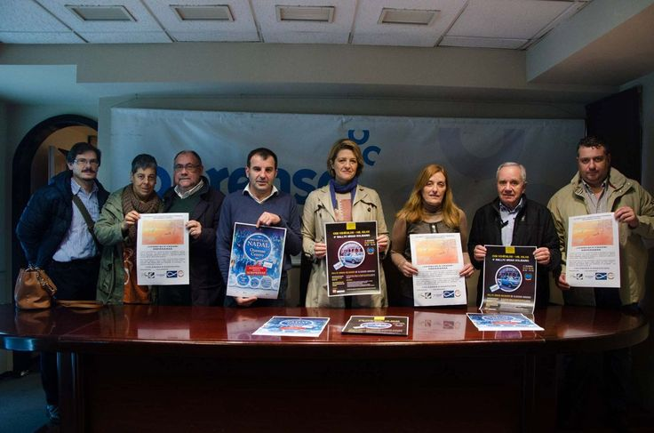 Presentación da campaña navideña 2016 do CCA Ourense Centro