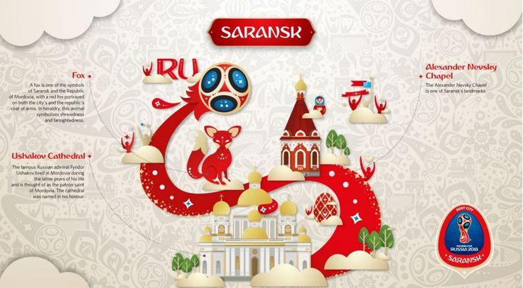 Saransk by Ushakov Cathedral