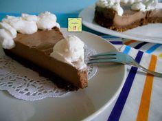 Cheesecake nutella mascarpone e panna senza forno