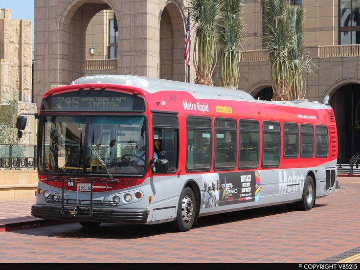 Los Angeles County Metropolitan Transportation Authority #8007   Flickr - Photo Sharing!