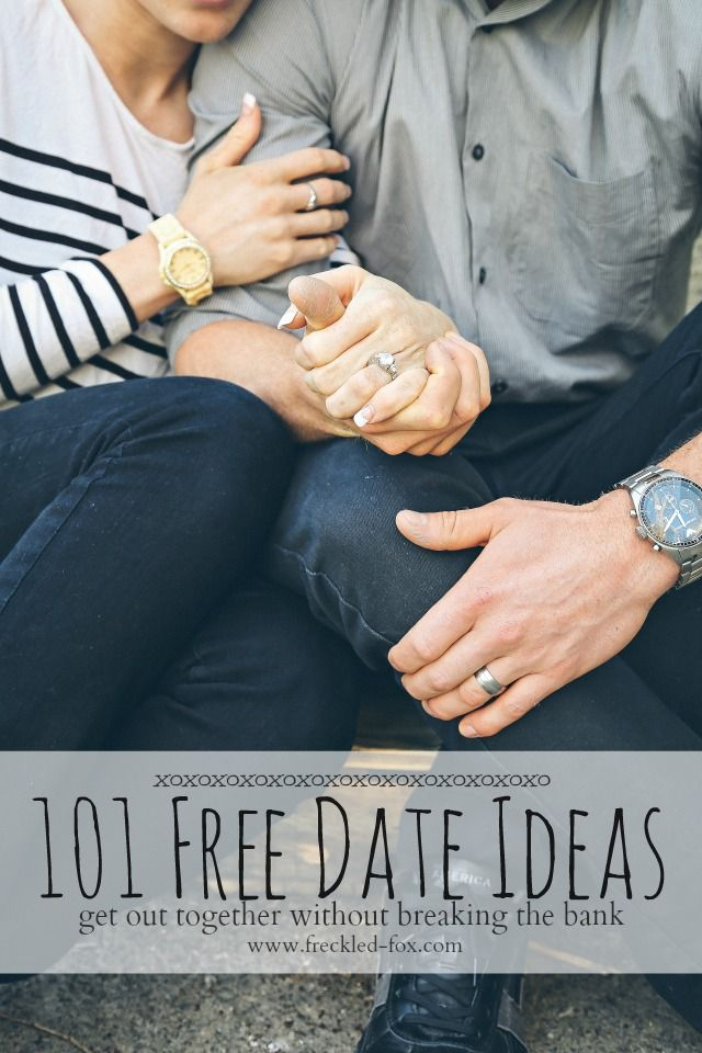 Anniversary Week - 101 Completely Free Date Ideas