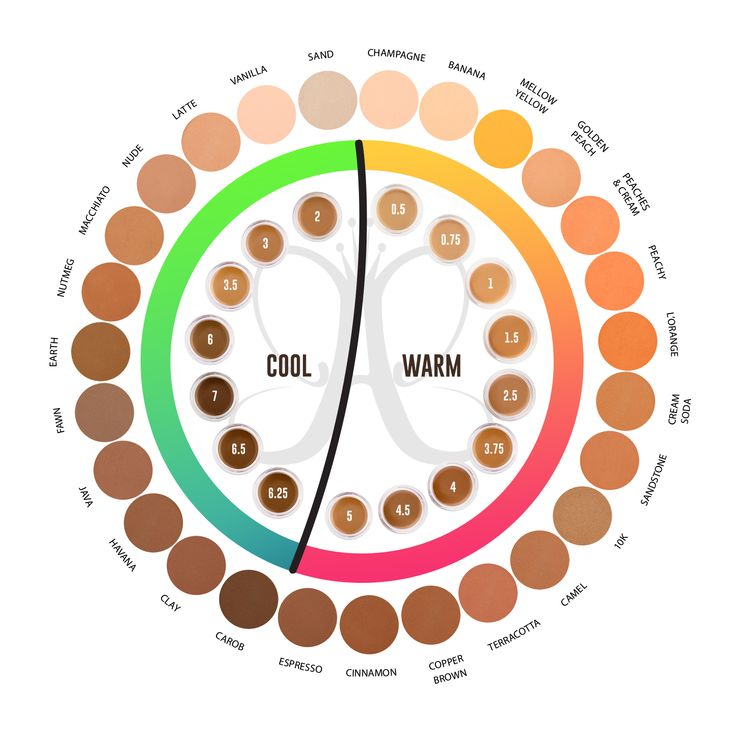 Anastasia Beverly Hills contour color wheel. This is everythinggggg!