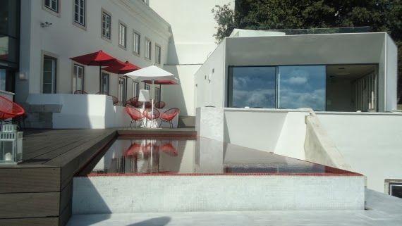 Hotel Memmo Alfama - O primeiro boutique hotel na zona histórica de Lisboa