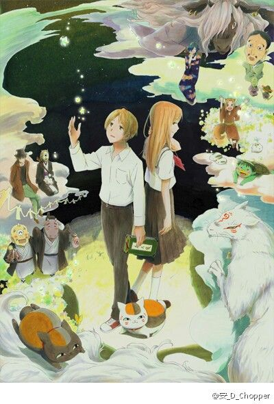 Natsume book of friends :)