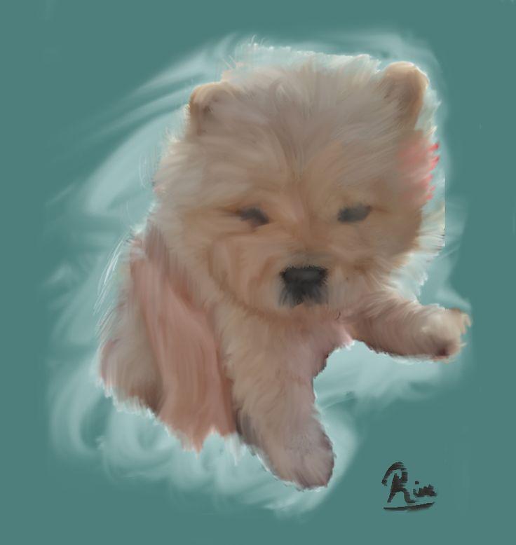 Doggy Artist Ruva
