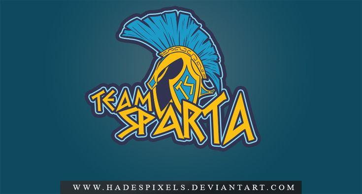 Team Sparta Logo by HadesPixels.deviantart.com on @DeviantArt