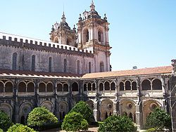 Alcobaça Monastery - Wikipedia, the free encyclopedia