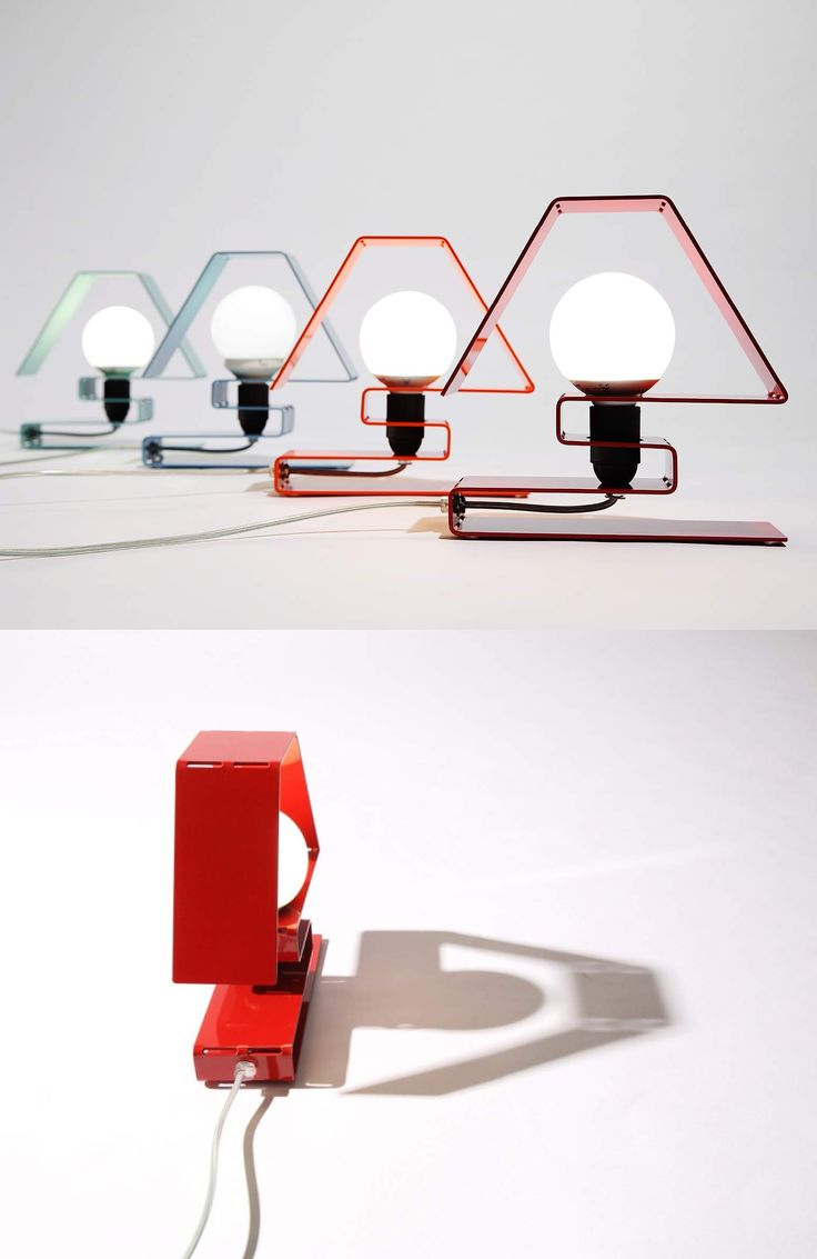 Icon X - Tavolo - ZAVA - Floor and table lamps, ceiling lights and appliques