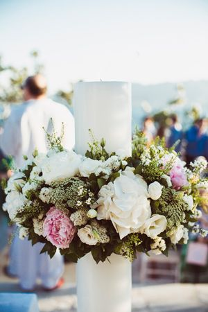 See more of this lovely wedding in #Aegina here http://www.love4weddings.gr/romantic-aegina-wedding/