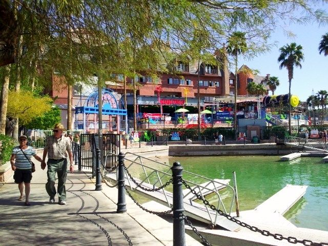 Lake Havasu City, AZ.