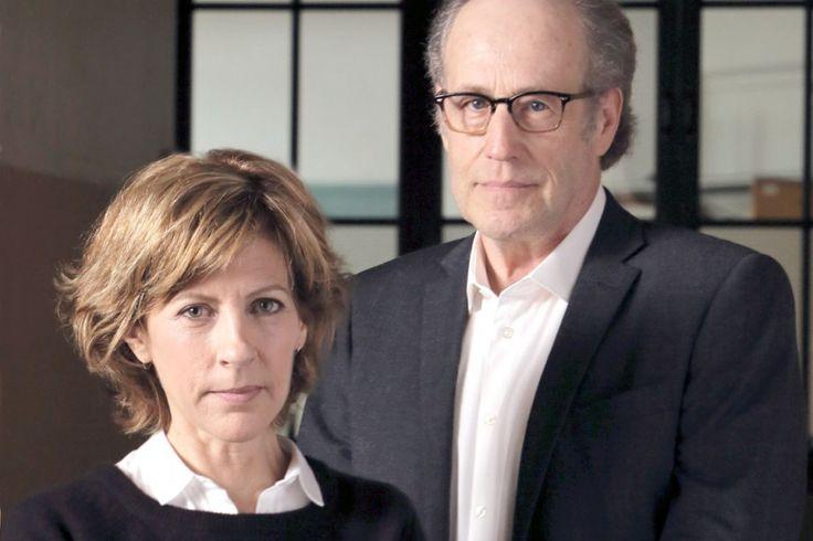 Sophie Lorain et Gabriel Arcand dans Au secours de Béatrice, qui sera en ondes à TVA