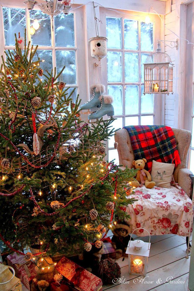 Aiken House & Gardens #Christmas Great Chrismtas Magazine @aikengardens
