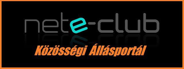 Net e-club: Közösségi állásportál