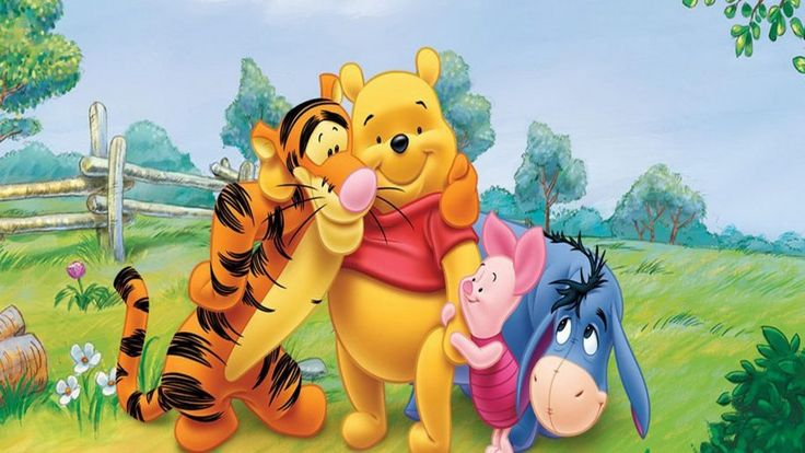 Winnie The Pooh Tigger Piglet Eeyore Hd Wallpapers For Mobile Phones Tablet And Laptop 3840×2400