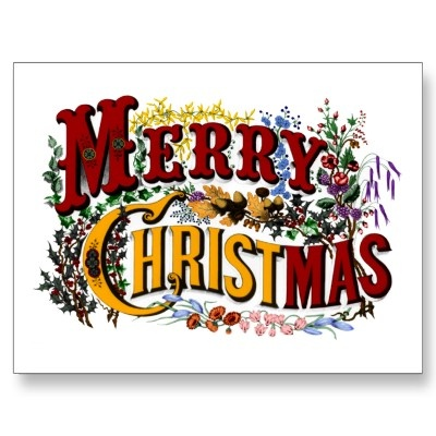 i wish you merry christmas all my heart