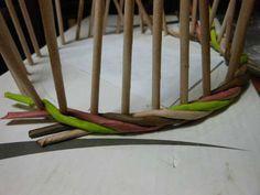 Тема: Мастерская Веточки (175/184) - Плетение из газет и другие рукоделия - Плетение из газет
