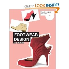 Latest book on footwear design.