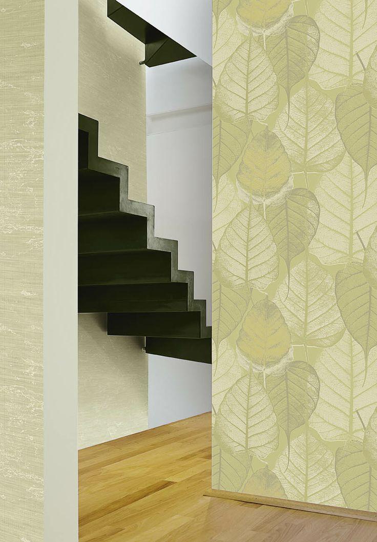 Batik contemporary #wallcoverings made in Italy. #maxmartinihome