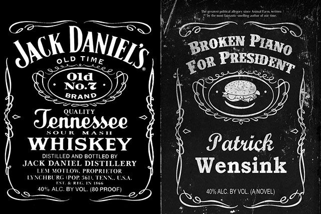 Jack Daniel's sends the most polite cease-and-desist letter ever (Mashable)