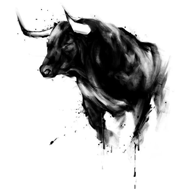 Foto: Bull (Kdeuce) Kdeuce es un ilustrador y diseñador gráfico afincado en Hawai, aunque de origen filipino. Su estilo es minimalista con mucha influencia japonesa, uno de sus temas favoritos son los animales y en esta obra suya capta perfectamente la esencia del toro bravo. Su web: http://kdeuce.com/ Aquí se venden camisetas con este diseño: http://www.designbyhumans.com/shop/t-shirt/men/bull-shirt/43582/ #Toros