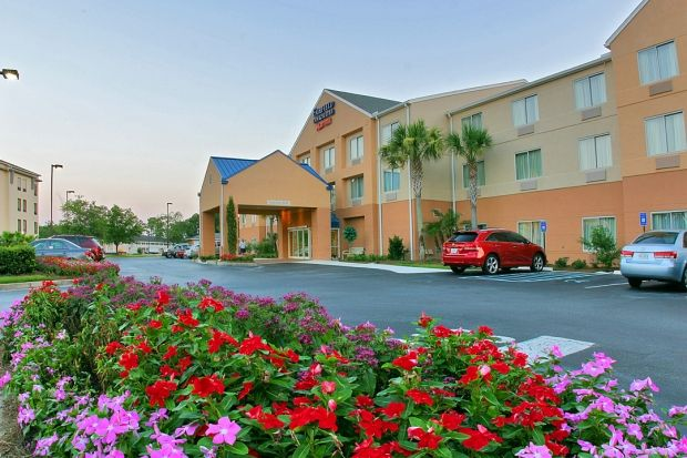 Fairfield Inn  Suites is nestled on the Georgia coast, midway between Savannah and Jacksonville, on the mainland city of Brunswick. www.GoldenIsles.com