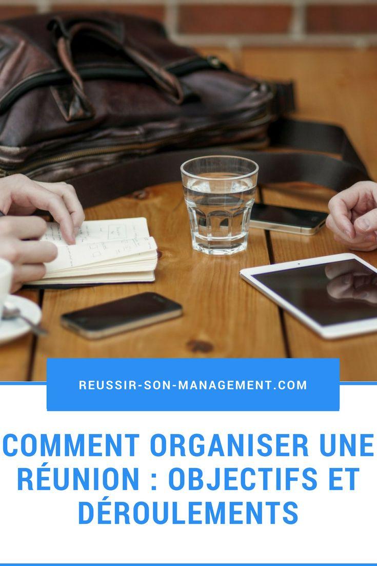 Cliquez ici pour découvrir comment organiser une réunion selon les différents rythmes managériaux qui vous permettront de renforcer vos relations avec vos équipes et de les motiver. Comment organiser une réunion : objectifs et déroulements