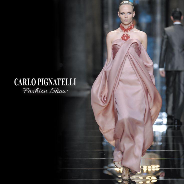 Carlo Pignatelli Fashion Show #wedding #fashionshow #bride #bridalgown #weddingdress #matrimonio #sposa #abitodasposa #sfilata