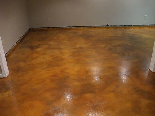 How to choose the right basement flooring the different for Different flooring options