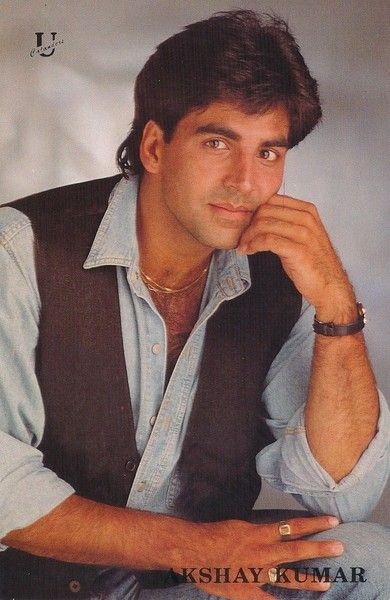 Image result for akshay kumar young