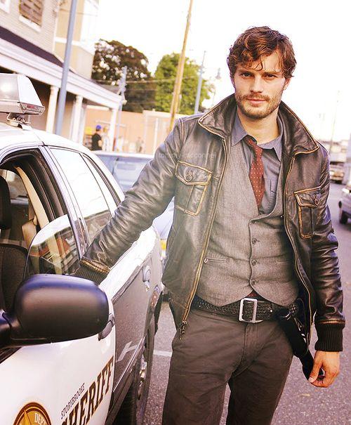 Jamie Dornan ~~ Sheriff Graham (Huntsman)