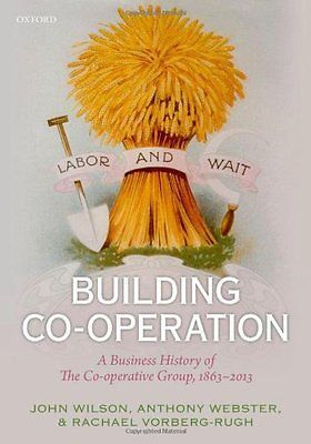 Building #co-operation: a business history of the #co-operative #group, 1863-2013,  View more on the LINK: http://www.zeppy.io/product/gb/2/171958762125/