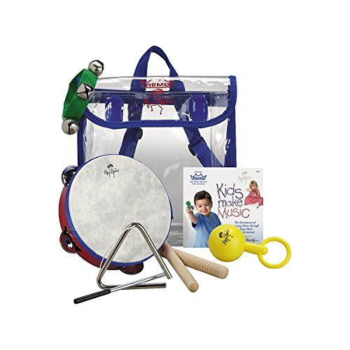 Remo Kids Make Music Kit, Dvd, 2015 Amazon Top Rated Accessories #MusicalInstruments