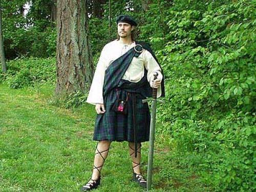 Blog - ¿Sabías Que... Las Telas De Cuadros Pertenecen A Clanes Escoceses?
