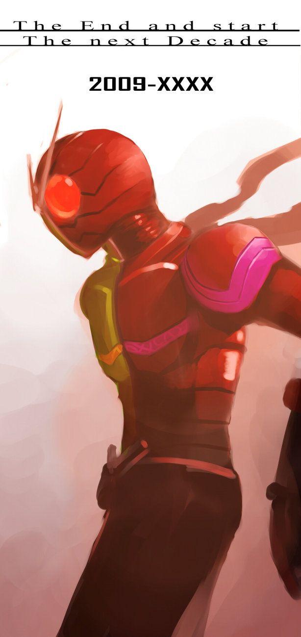 Kamen Rider W by lamchunhin on DeviantArt