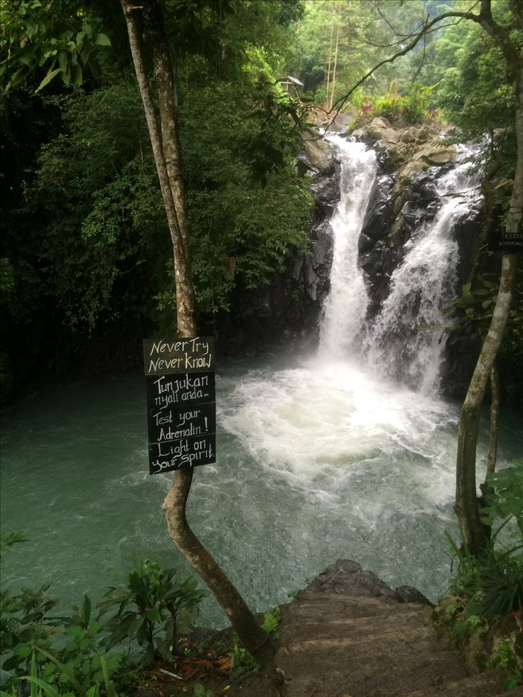 Kroya waterfall, Bali