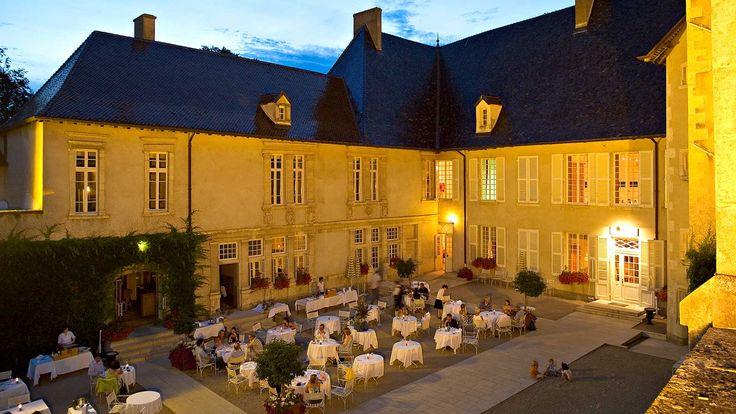 -> Galerie Photos | Château Pizay | Vacances en Bourgogne