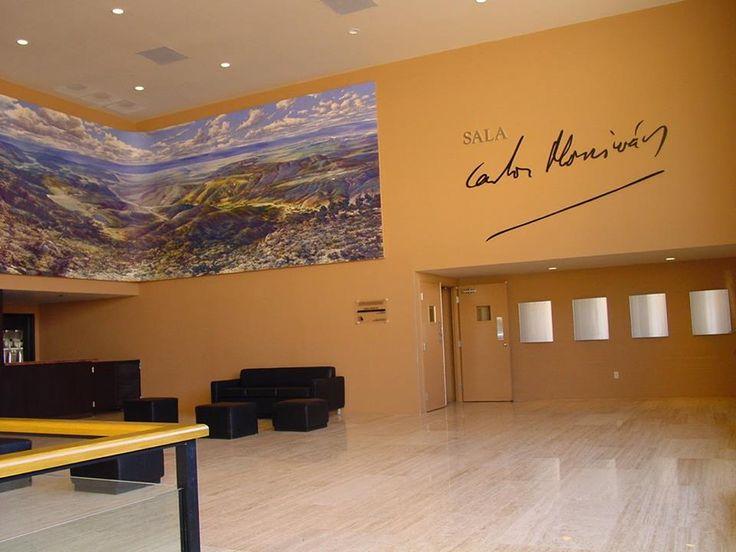 ¡Aviso Importante!    Se les informa que hoy jueves 27 de julio se suspenden las funciones de la Sala Carlos Monsiváis del CECUT.