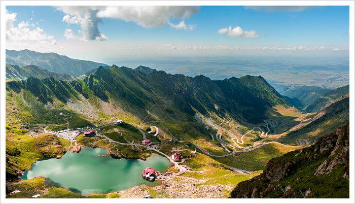 Scenic Drives Romania Transfagarasan