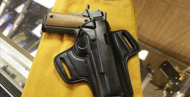 "Katie Pavlich - Second Amendment Victory: Liberal Court Rules Unconstitutional For Government to Restrict Concealed Carry Permits Based on ""..."