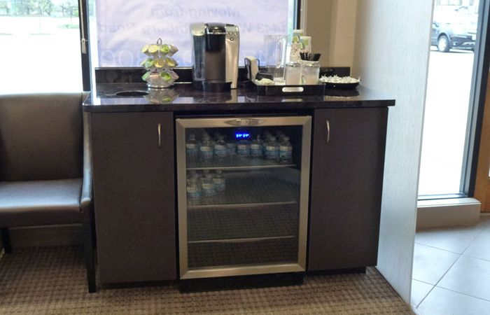 APEX Design Build - Cool beverage center