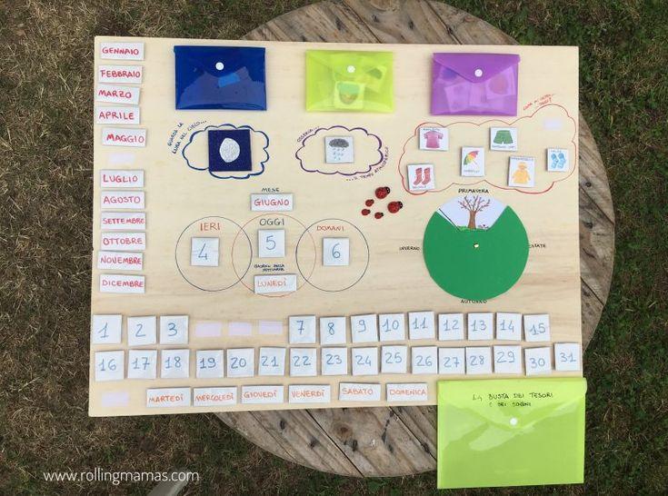 Ben noto Oltre 25 fantastiche idee su Calendario perpetuo su Pinterest  QJ17