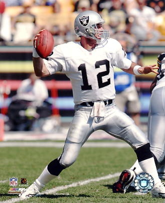 Rich Gannon #12 - Oakland Raiders