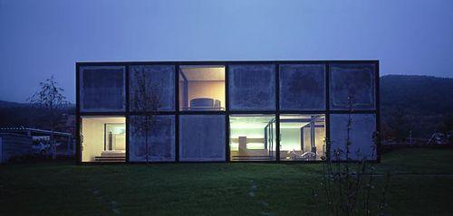 Villa, Czech Republic,  by HSH Architekti / Petr Hajek, Tomas Hradecny, Jan Sepka.