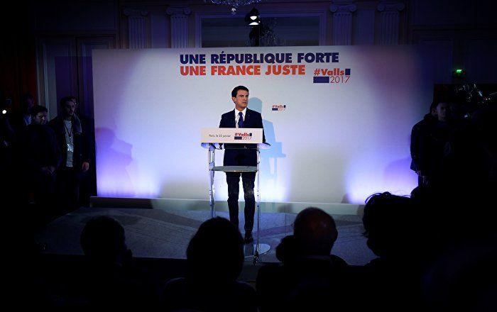 À la différence du candidat républicain François Fillon, qui se prononce pour une révision des relations avec la Russie afin de venir à bout du terrorisme, Manuel Valls se lance dans la course présidentielle pour «défendre» la France contre la droite, les Etats-Unis et la Russie.