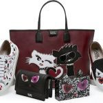 Choupette is once again the star of a capsule collection this winter. Entitled «Choupette in Love» this capsule features Karl's favorite feline with her new boyfriend Bad Boy, who both appear on clutches and bags as well as other pieces to discover in the KARL LAGERFELD stores.