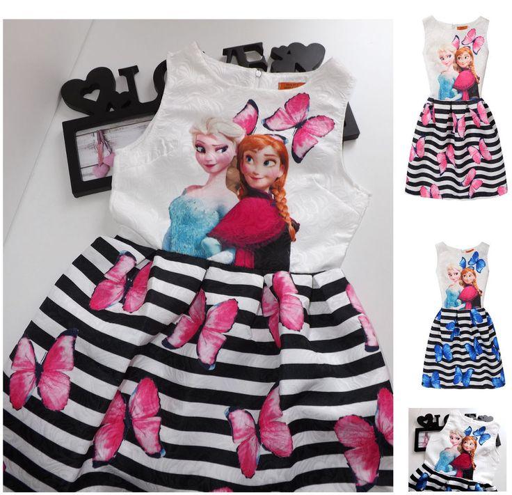 15,95 €  Elsa Kleid Tunika Eiskönigin Frozen Kleid Partykleid Gr. 134 /CM6/ #ElsaKleid #elsa #frozen #KindeKleid #KinderMode #Kidsfashion #MädchenKleidung #Girls